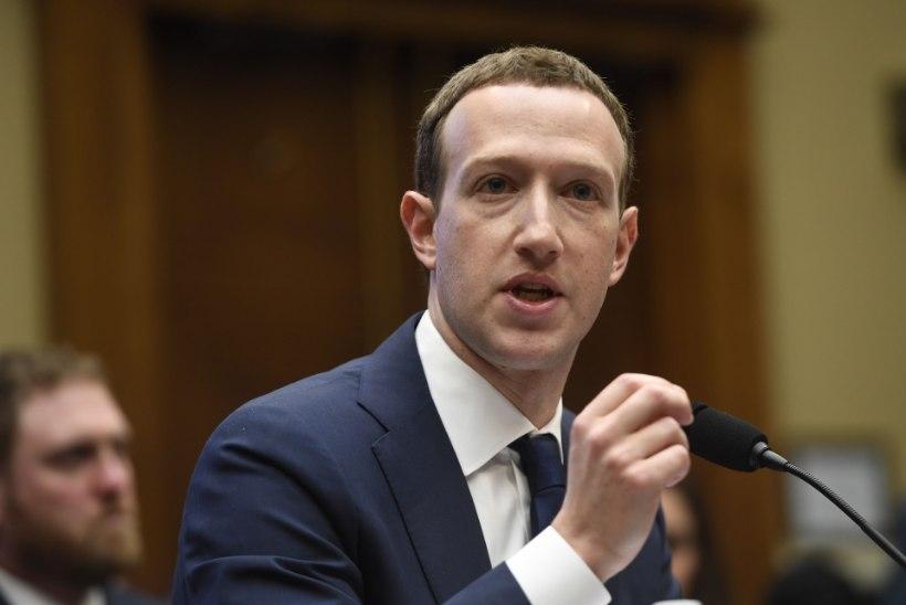 Zuckerberg: ka minu andmeid varastati ja müüdi