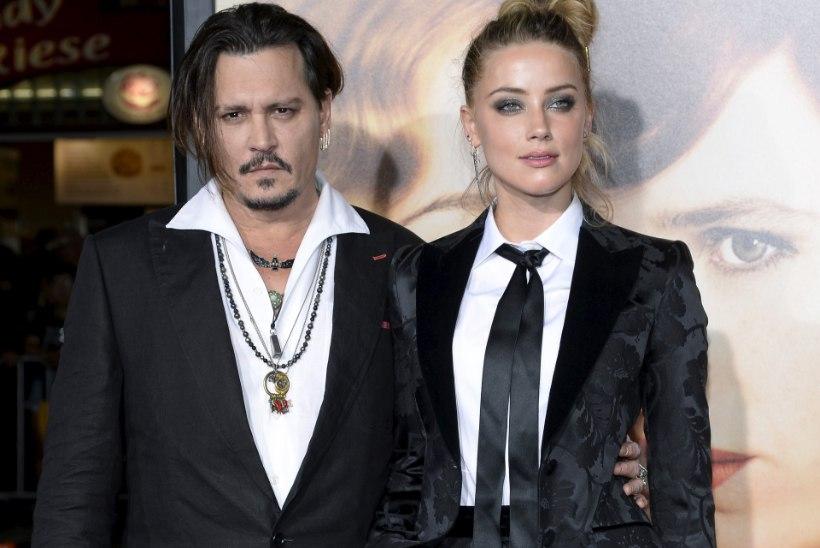 Amber Heard annetas Deppilt lahutusega saadud miljonid heategevusele