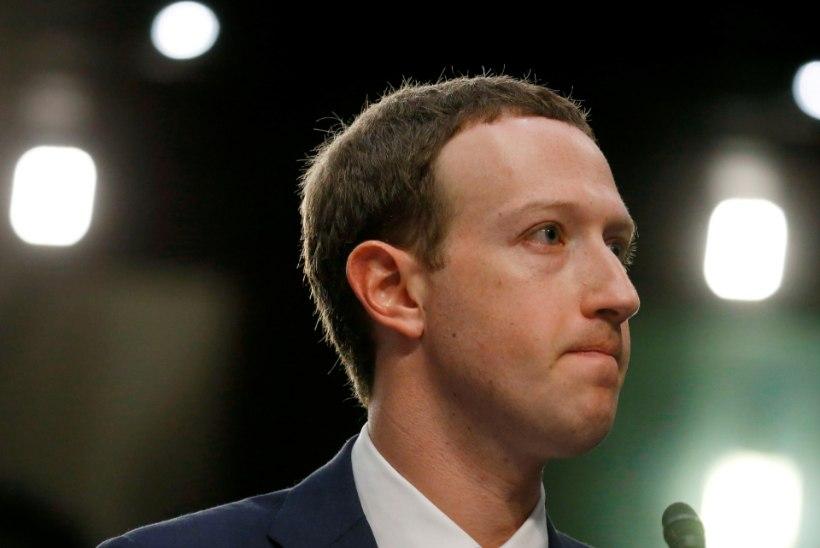 Zuckerberg: eriprokurör Mueller on küsitlenud ka Facebooki töötajaid