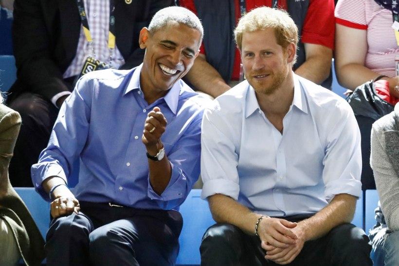 Miks prints Harry Obamasid oma pulma ei kutsu?