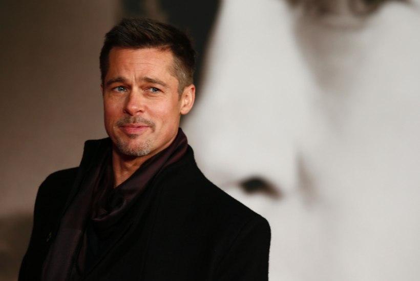 Brad Pitt on kauni arhitektuurigeeniusega läbi käinud juba pool aastat?