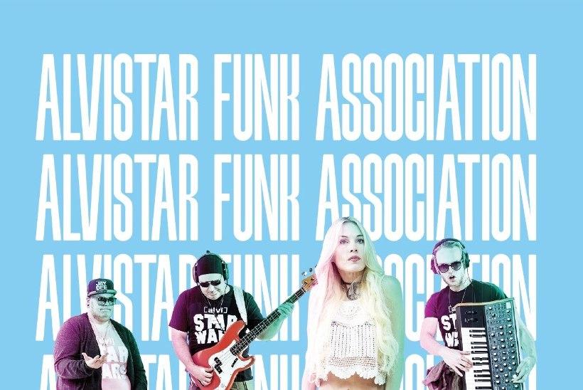 """Kõrv peale! Eesti kõige kõvem jazz-funk bänd Alvistar Funk Assotsatsioon avaldas esikalbumi """"Vikerviisid"""""""