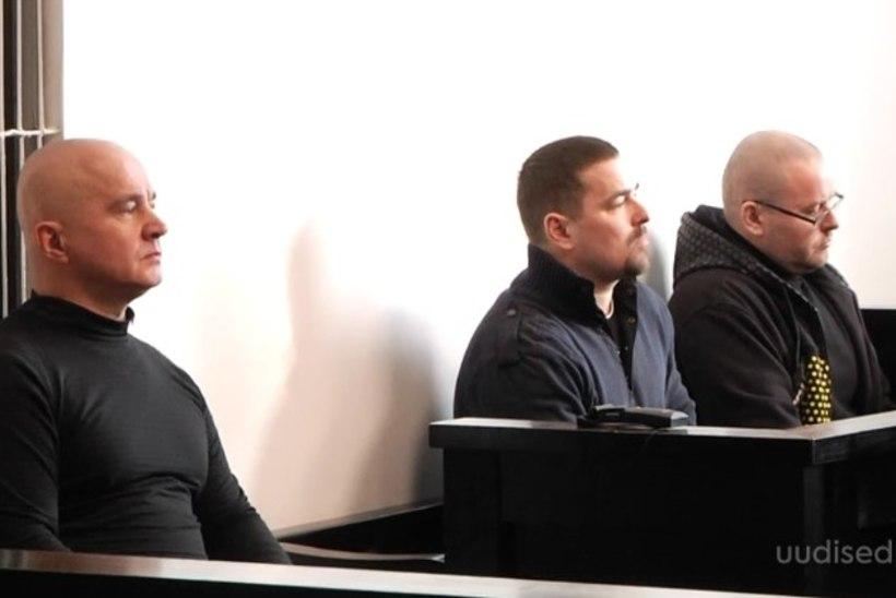 TV3 VIDEO | Topeltmõrvas ja ööklubi süütamises süüdistatavad vennad astusid kohtu ette