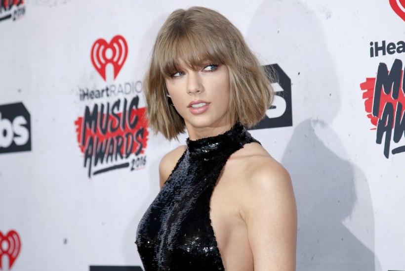 VEIDER ARMUAVALDUS: Taylor Swifti fänn röövis tema südame võitmiseks panka