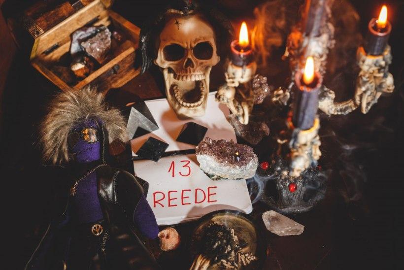 REEDE JA 13 NEEDUS: sasipundar folkloorist, ajaloost ja vanast heast ebausust