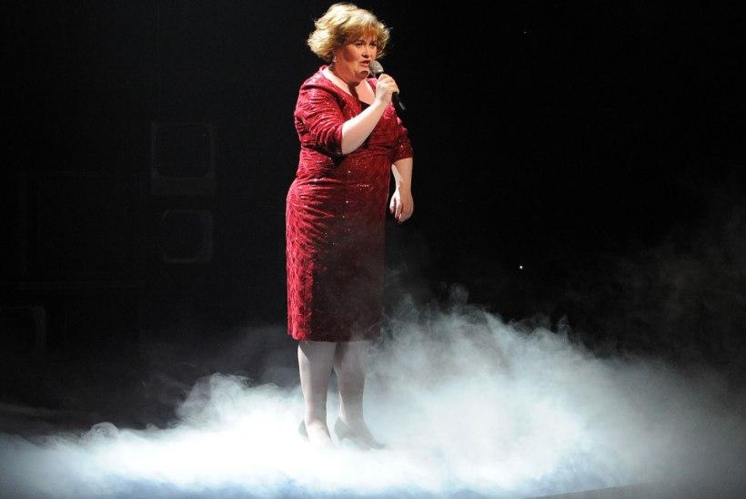 Aastaid varjul püsinud Susan Boyle naaseb jõulualbumiga
