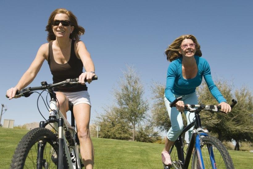 Viis viisi, kuidas jalgrattasõit su tervist parandab