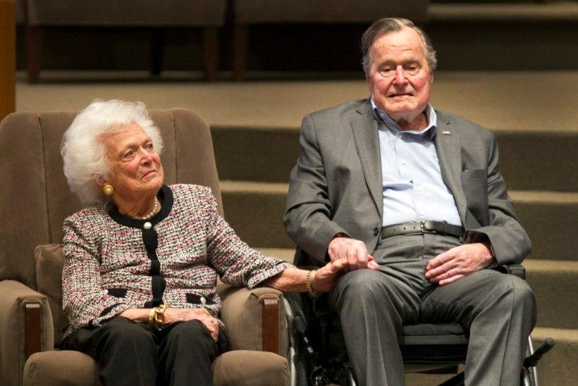 USA endine esileedi Barbara Bush keeldus ravist