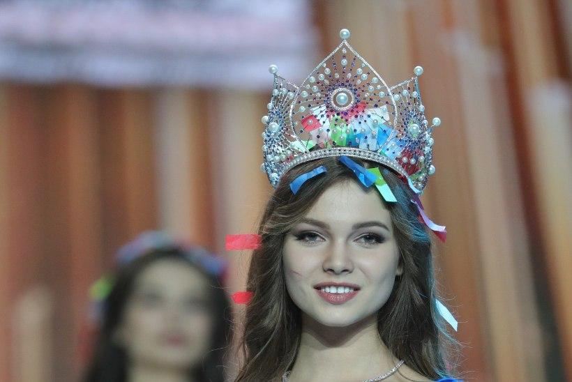 VIDEO   Miss Venemaaks krooniti 18aastane brünett