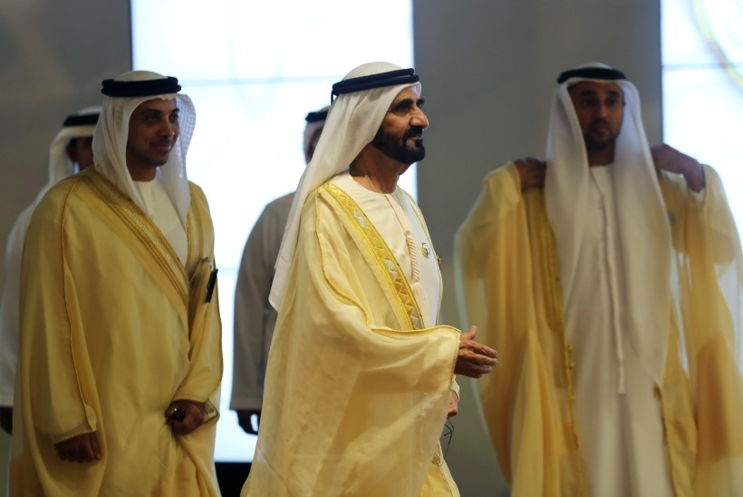DRAMAATILINE PÕGENEMISKATSE: soomlanna abiga pagenud Dubai printsess toodi koju tagasi