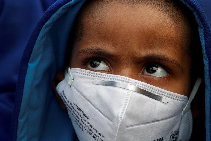 Uurimus: üle 95% maailma rahvastikust hingab ebatervislikku õhku