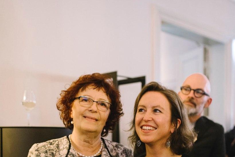 Jazzkaare asutaja Anne Erm pälvis rahvusvahelise insipratsiooniauhinna