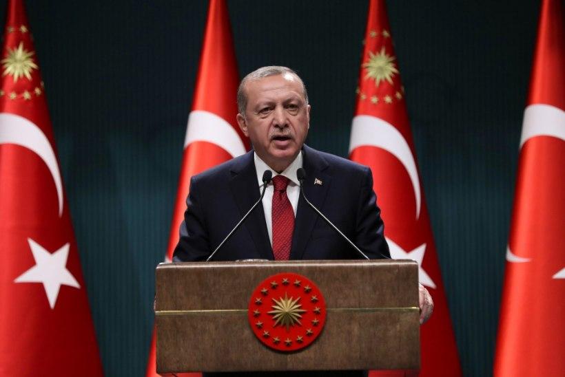 KANNATAMATU ERDOGAN: Türgis toimuvad presidendi võimu kinnistamiseks erakorralised valimised