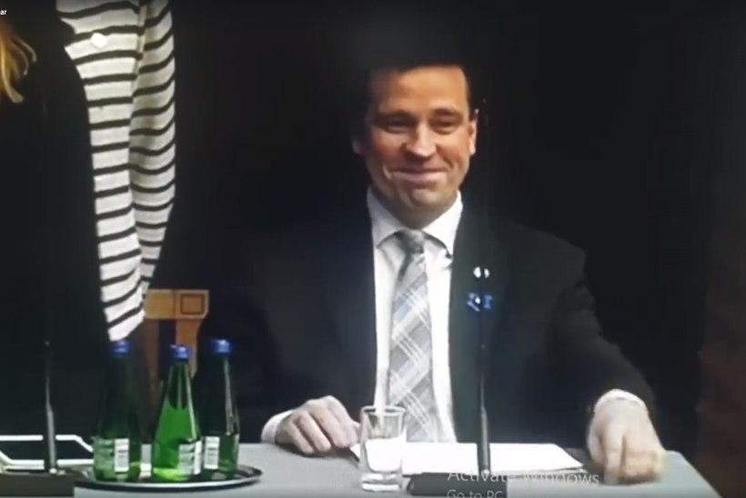VIDEO   Lõbus Ratas: mis meie peaministrit Kadri Simsoni kõne ajal naerma ajas?