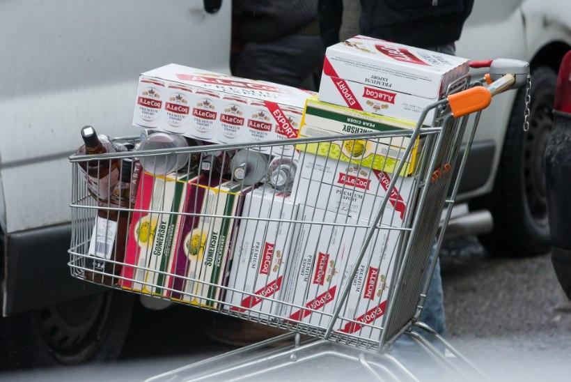 UURING: 77 protsenti Eesti inimestest odava alkoholi ostmiseks ei reisiks