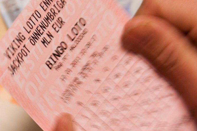 Õnnelik mängija võitis Bingo lotoga ligi 259 000 eurot