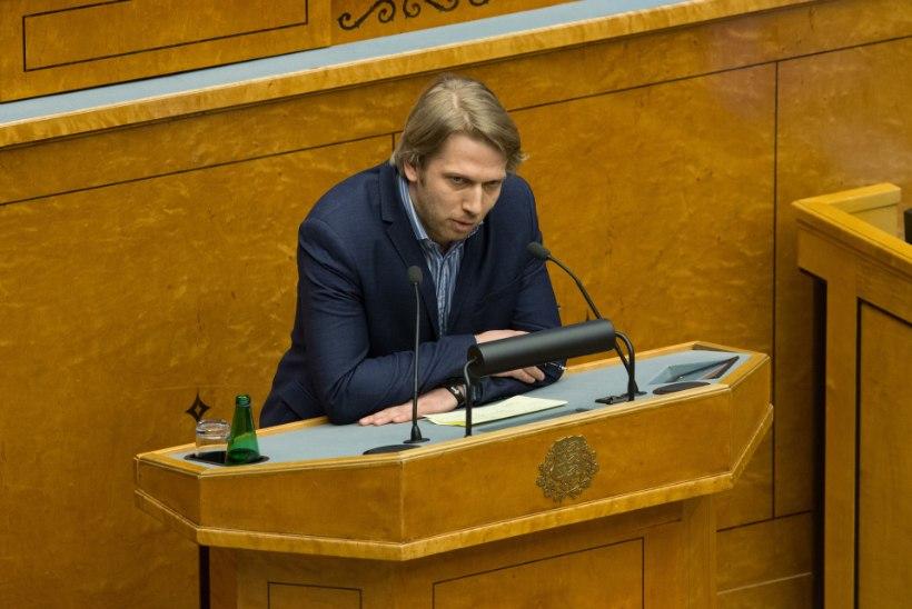 Jaanus Karilaid: valitsus vajab Aabi mantlipärijat järelejäänud 11 kuuks