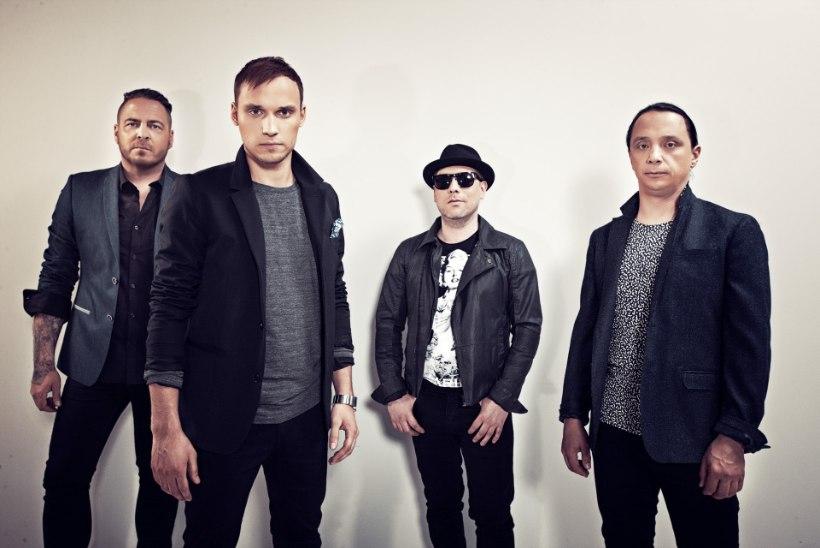 Nickelbacki soojendab Tallinna kontserdil kodumaine rokkbänd Shanon