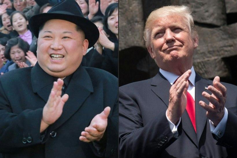 Trump ja Kim Jong-un kohtuvad Soomes?