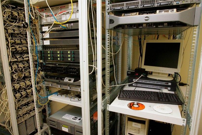 Põles maa-ameti serveriruum, keskkonnaministeeriumi e-teenustes esineb tõrkeid