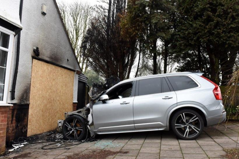 JUHUS VÕI VINGE TURVALISUS: Volvo linnamaasturis pole hukkunud ükski britt