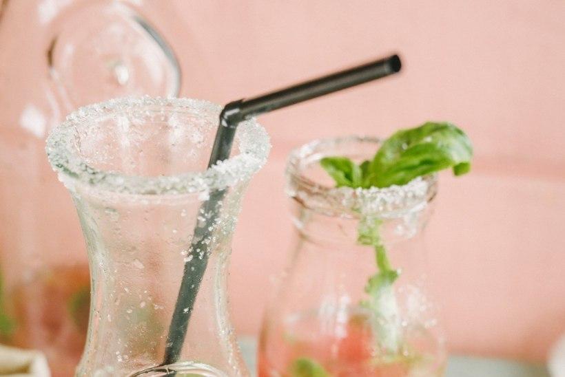Kuumaks suvepäevaks: tervislikud ja kosutavad jääteed!