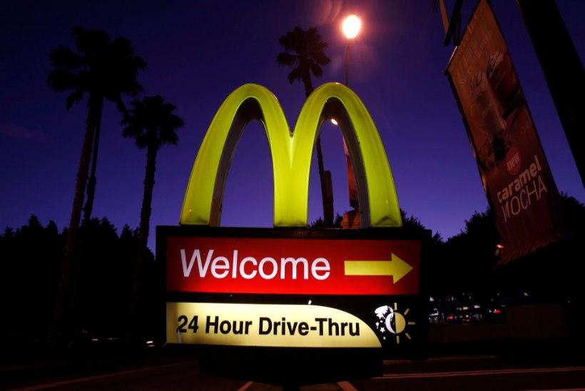 McDonalds keeldus teenindamast öövalves parameedikuid