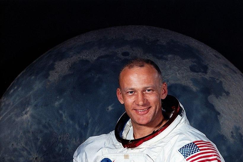 Kosmonaut Buzz Aldrin pole siiski kuutulnukaid näinud