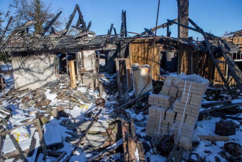 """ÕL VIDEO   Põlengus kodu kaotanud papi: """"Olen puhas ja pestud. See on uus algus!"""""""