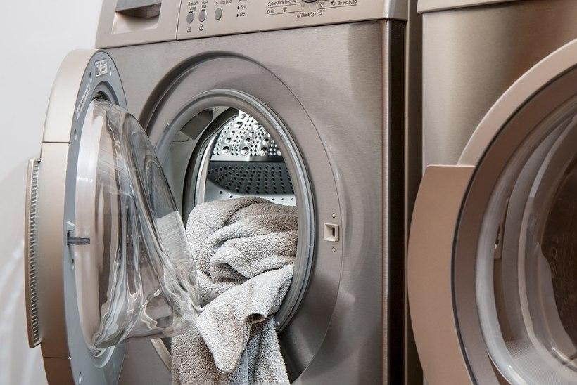 Oi ei! Kontrastsed triibud valgel pesul! Kuidas seda küll pesta?