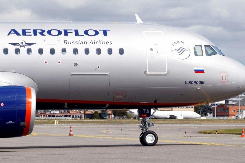 Inglased otsisid Aerofloti lennukist närvimürgijälgi