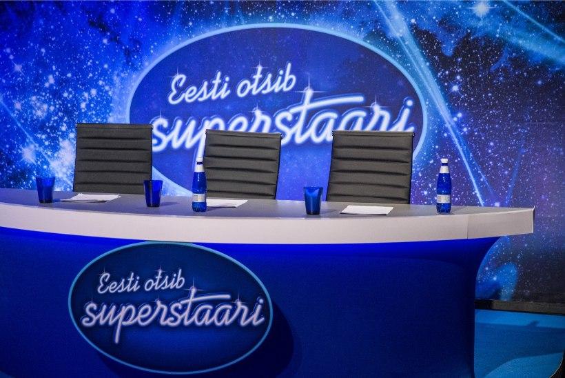 """BLOGI JA GALERII   """"Eesti otsib superstaari"""" viimased neli finalisti on Anette Maria, Rauno, Hele-Mai ja Merilin"""