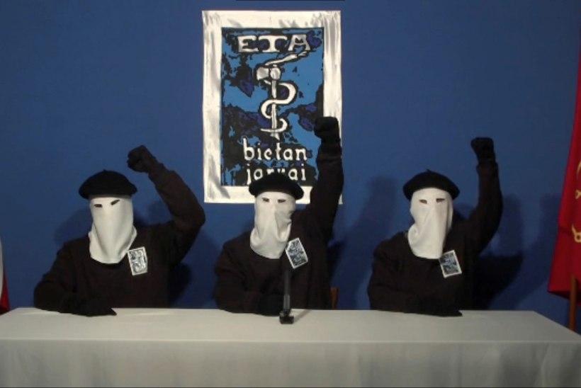 Lagunev baski rühmitus ETA palub oma ohvritelt vabandust