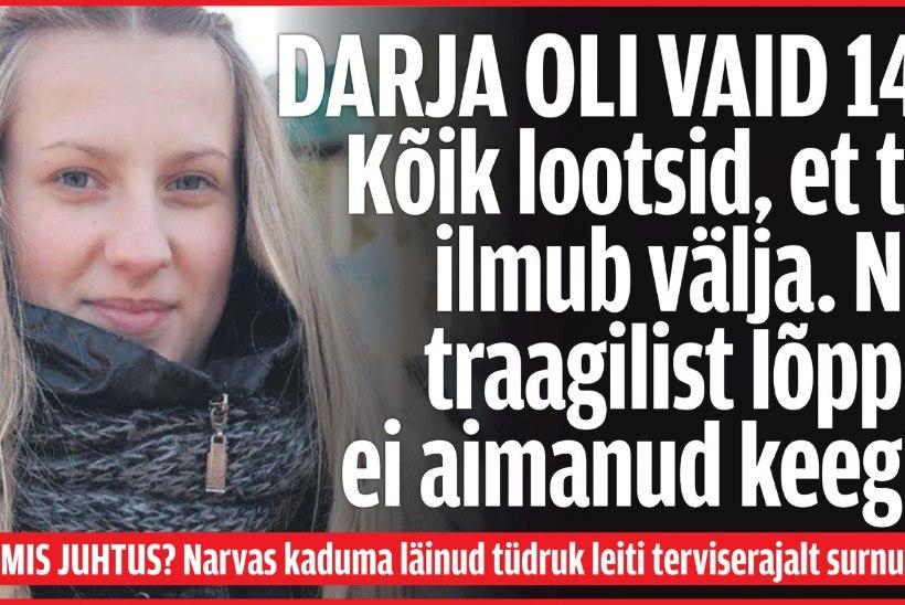 Kohus suurendas oluliselt Darja tapmises süüdistatava hüvitist kannatanule