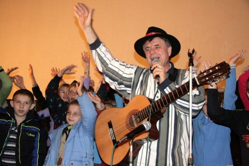 В Таллинн приедет автор песен из культовых советских мультиков