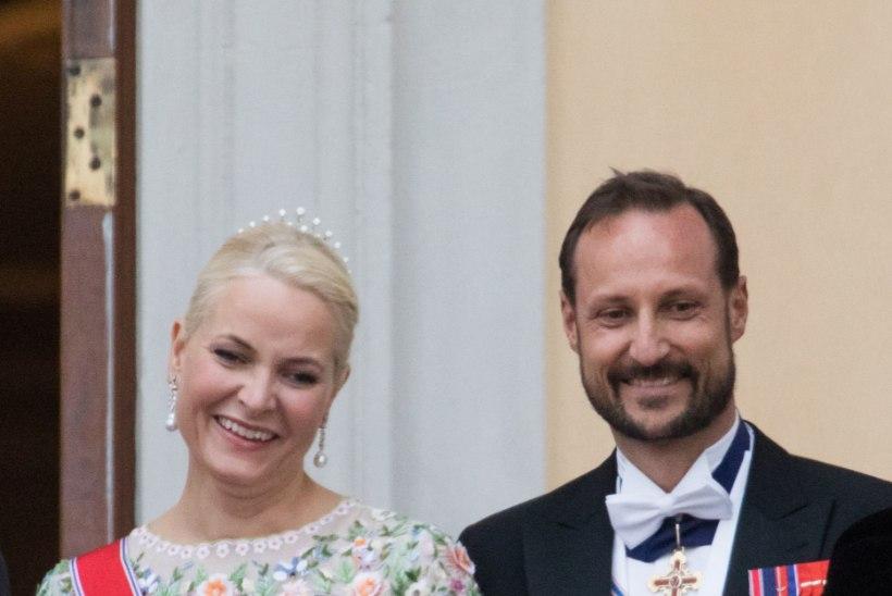 Norra kroonprints ja -printsess tulevad järgmisel nädalal Eestisse