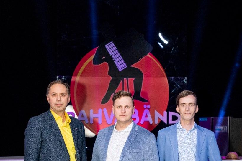 """""""Rahvabändi"""" finalistid on Nedsaja Küla Bänd ning Sada ja Seened"""