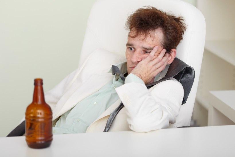 Kas tarbid alkoholi liiga palju? Räägi sellest oma perearstile!