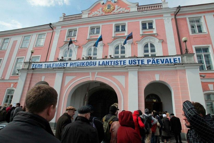 Riigikogu lahtiste uste päev toob Toompeale kultuuripärandi aasta