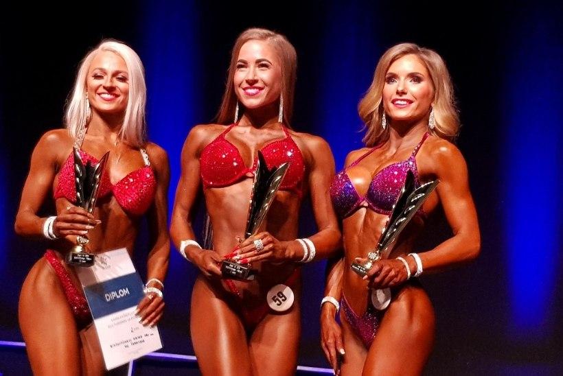 GALERII | Vabariigi kõige kaunimad musklid! Karikavõistlustel särasid Kiivikas, Vaher, Muru ja palju teised