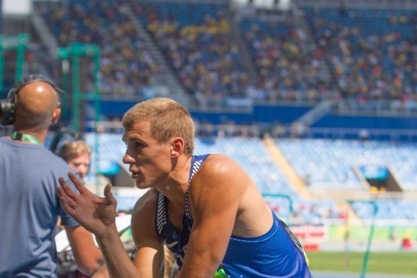 MÄLUMÄNG   Eesti sitked kümnevõistlejad
