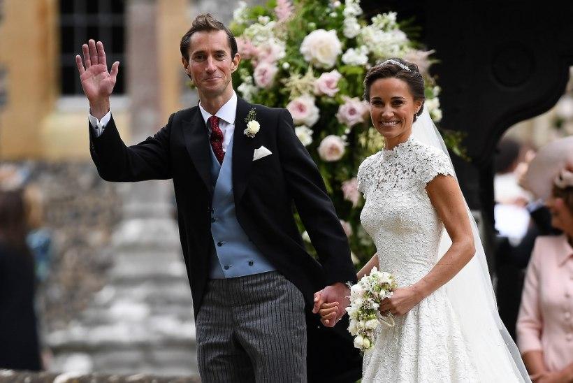 RÕÕMUS UUDIS: 34aastane Pippa Middleton ootab beebit