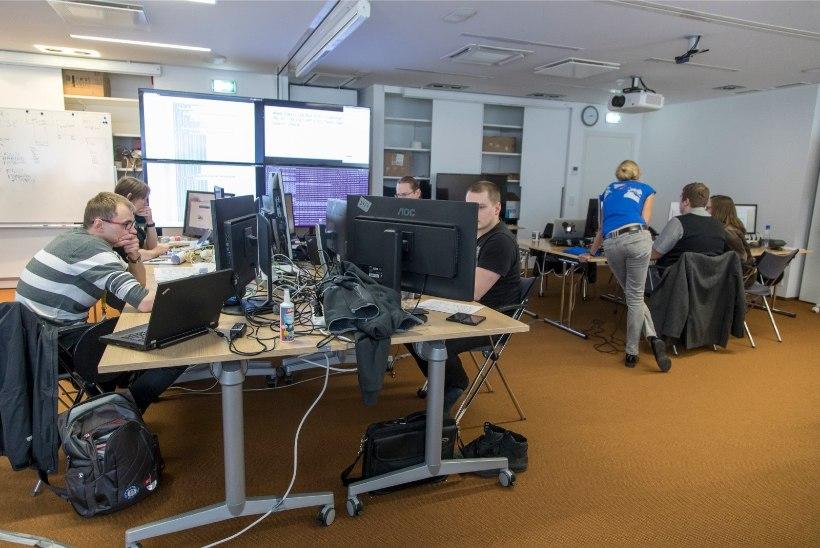 Eestis peetakse maailma suurimat küberkaitseõppust