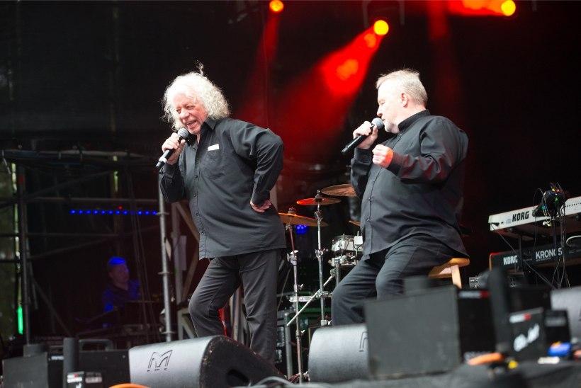 Festival Luige Nokk toob lavale legendaarse Kuldse Trio