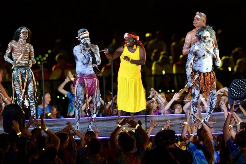 20 Aafrika sportlast panid Austraalias toimunud suurvõistlusel jooksu