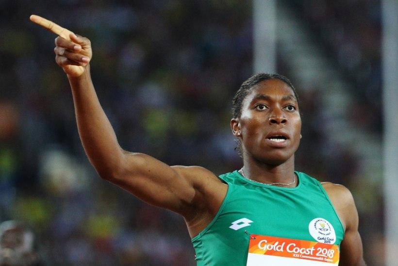 IAAF ajab kurikuulsa Caster Semenya pikemaid distantse jooksma