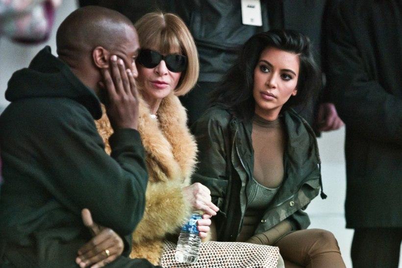 NUTA VÕI NAERA: Kanye West disainis uued kolejalatsid