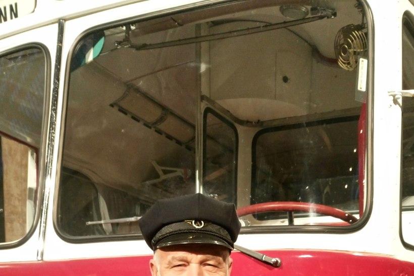 "Mitmekordne miljonär Evald Lass: ""Olen bussijuhina vajalik."""