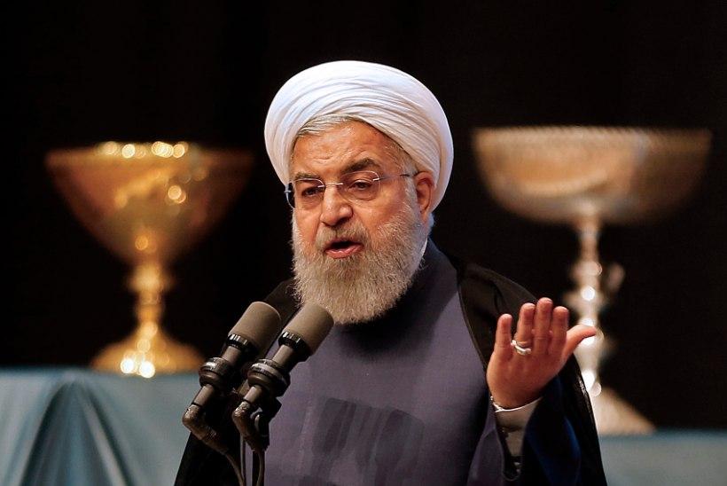 Iraan ei taha tuumakokkuleppe muutmisest midagi kuulda