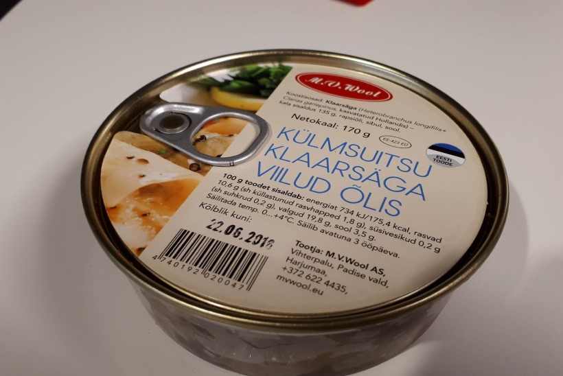 GALERII | Eesti parimaks toiduaineks pärjati tänavu haruldane kala
